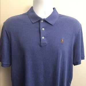 Polo Ralph Lauren Polo Shirt Large Blue